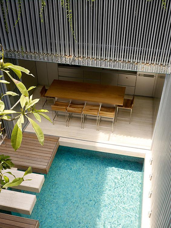 (4) Модерна и минималистичка куќа