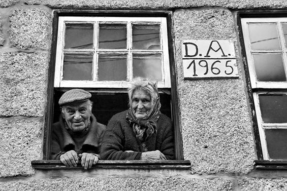 (18) Неверојатни црно-бели фотографии