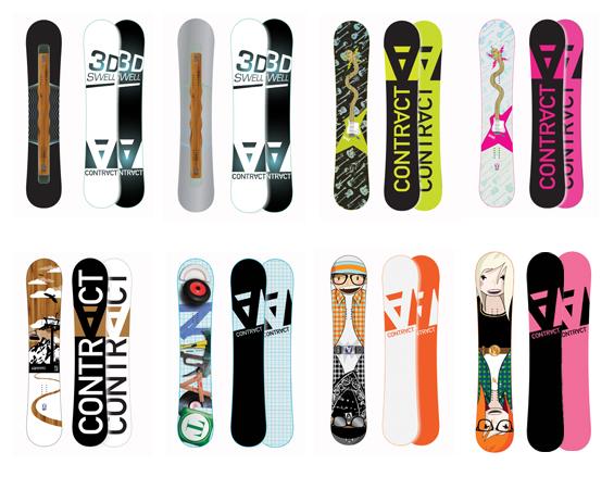 (6) Почувствувајте ги брановите на вашиот нов сноуборд оваа сезона