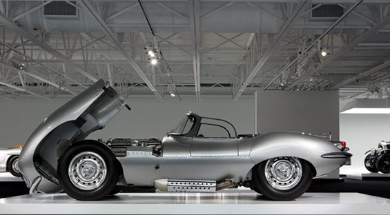 (10) Во гаражата на Ралф Лорен