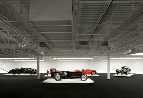 (2) Во гаражата на Ралф Лорен
