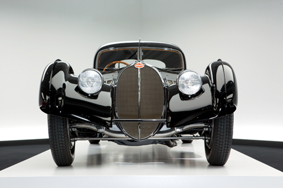 (5) Во гаражата на Ралф Лорен
