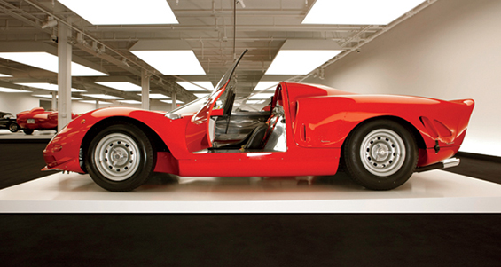 (7) Во гаражата на Ралф Лорен