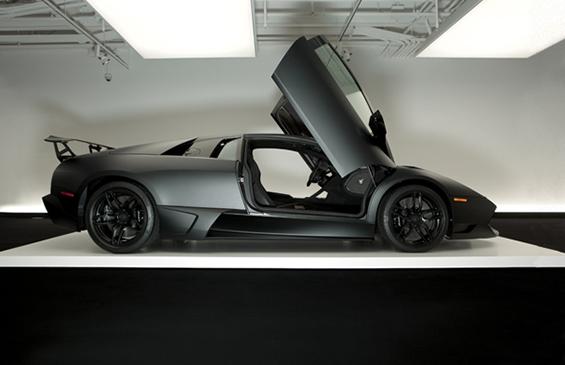 (9) Во гаражата на Ралф Лорен
