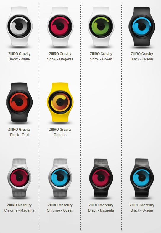 (3) ZIIIRO: неверојатно кул часовник