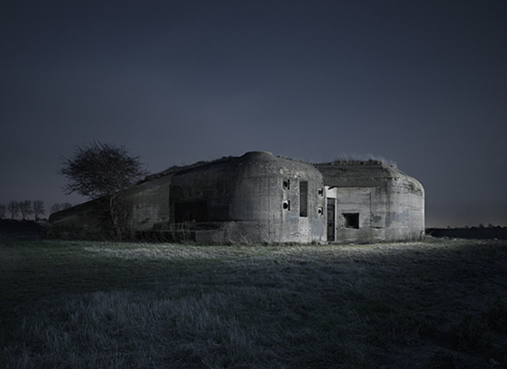 Напуштените бункери од Втора светска војна