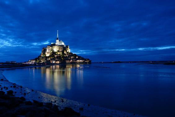 Мон Сен Мишел – град среде море