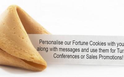 Колачиња со порака (Fortune cookies)