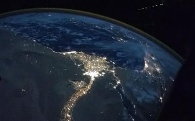 Планетата Земја одозгора - поглед од ISS