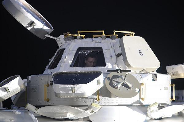 (17) Планетата Земја одозгора - поглед од ISS