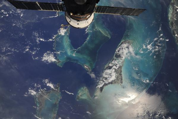 (5) Планетата Земја одозгора - поглед од ISS