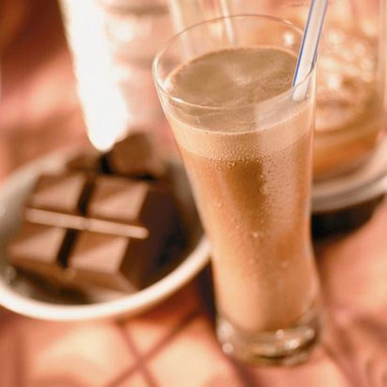 Чоколаден милкшејк со кафе (Cocoa Coffee Milkshake)