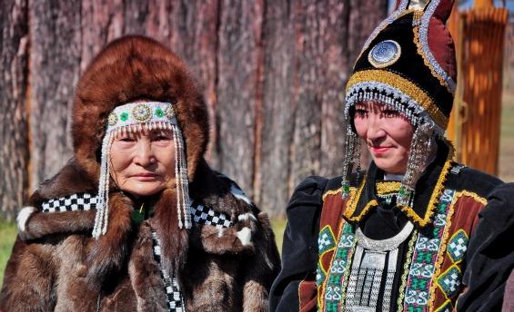 Народите на Сибир - Евенки