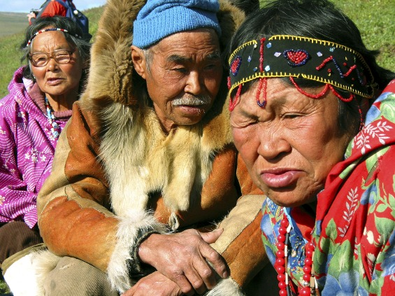 Народите на Сибир - Чукчи