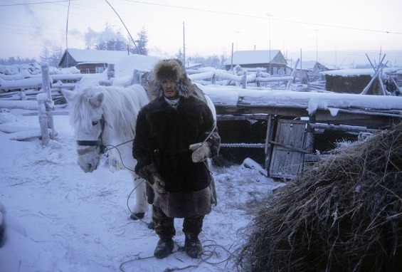 Народите на Сибир - Јакути (Саха)