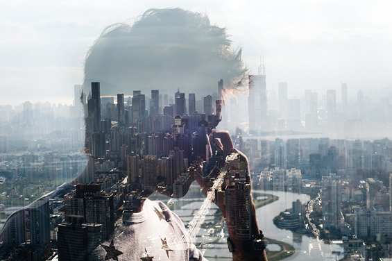 Градски силуети