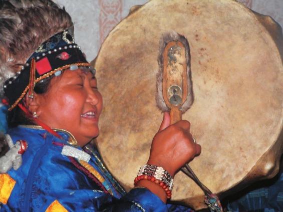 Народите на сибир - Тувинци и Алтајци