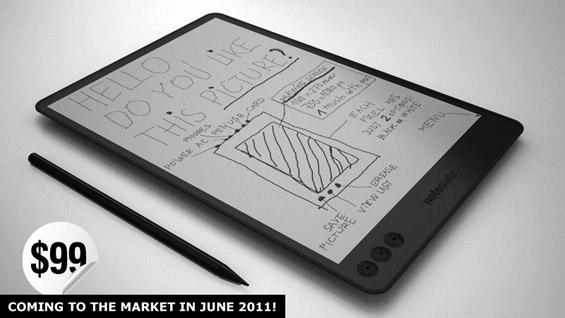 NoteSlate – е-табла за секој ден