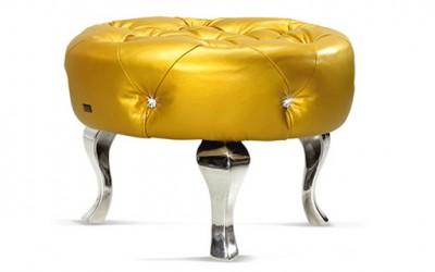Гламурозен мебел со кристали Сварофски
