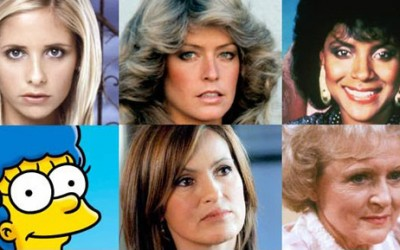 Незаборавни женски ликови од ТВ сериите
