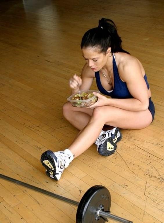 6 начини да јадете како спортист