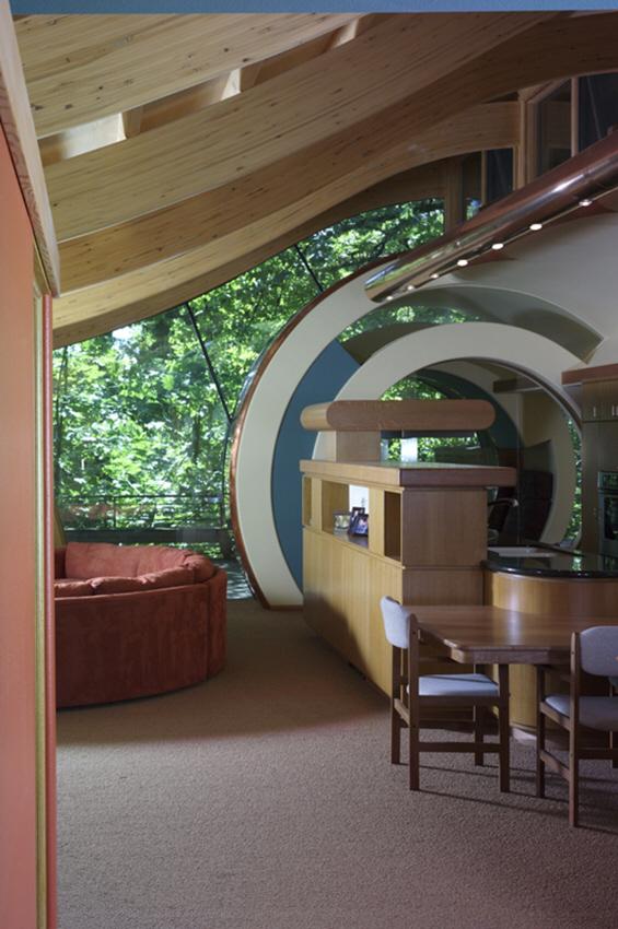 Феноменална еколошка куќа