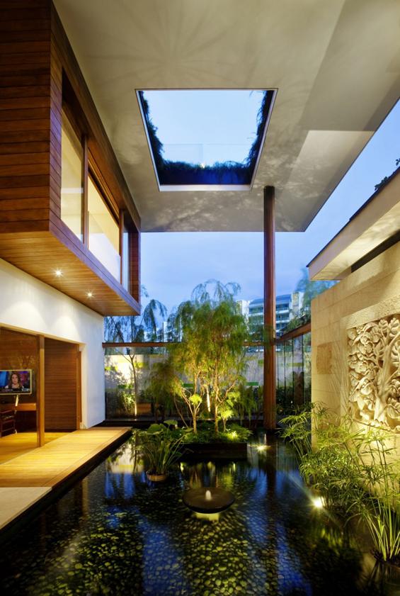 Куќата со небесната градина
