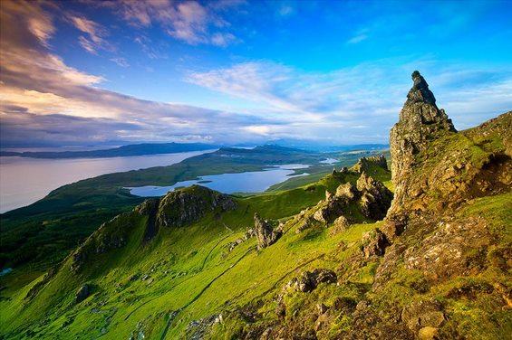 Најизвонредните места на земјата
