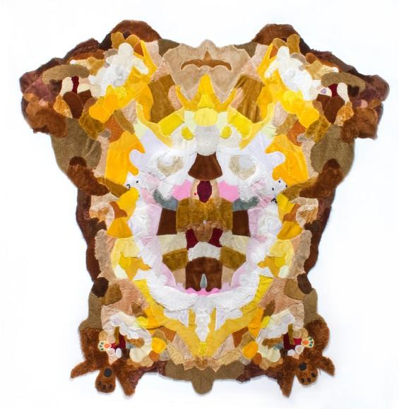 Впечатливи килими од плишани мечиња