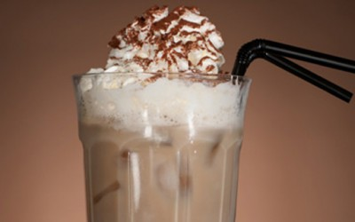 Чоколадно ледено кафе