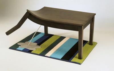 """""""Откачен"""" мебел инспириран од цртаните на Дизни"""