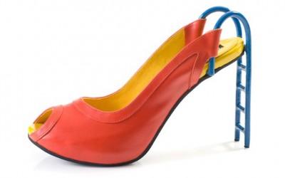 Хумористични дизајни на чевли