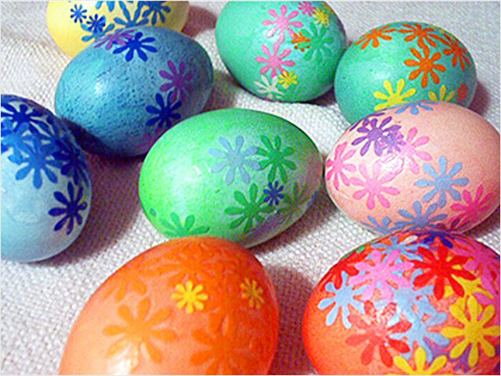 Креативни идеи за украсување велигденски јајца