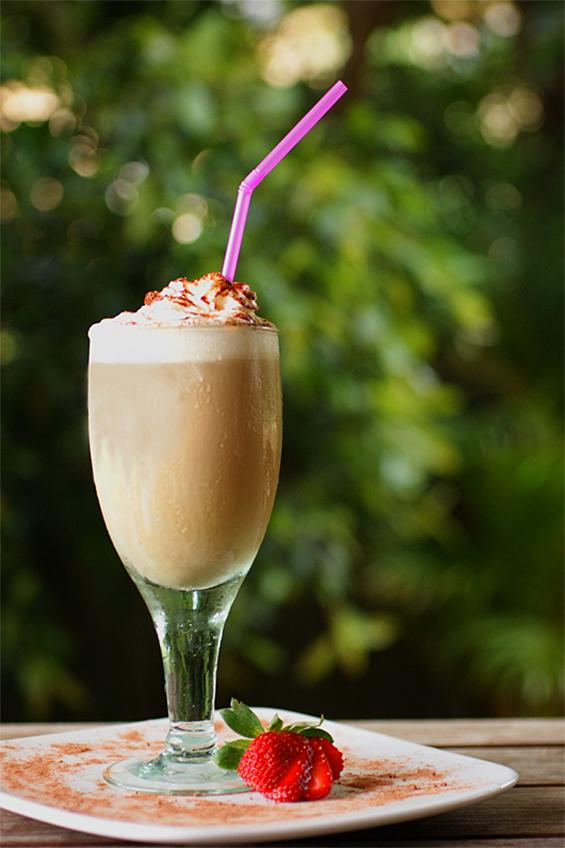 (1) Ледено кафе со кршен мраз