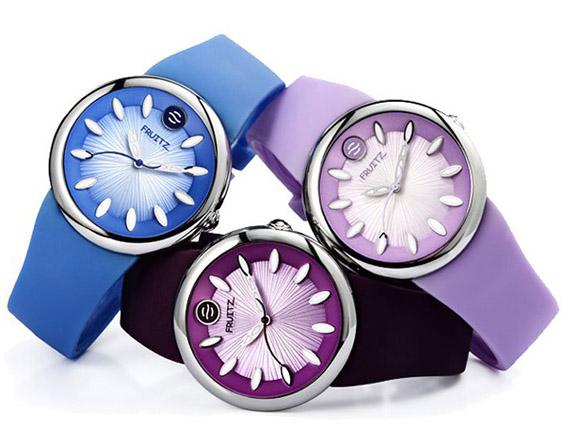 Овошни часовници за подобро расположение
