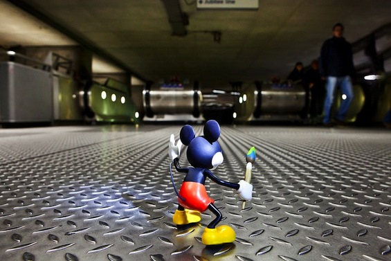 Авантурите на Мики Маус
