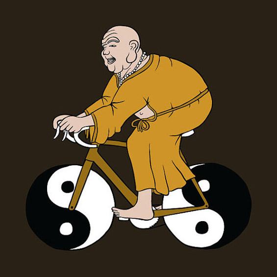 Суперхероите на велосипед