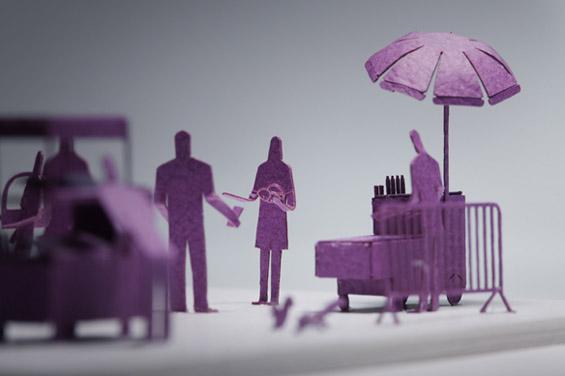 Животот низ призма на минијатури