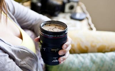 За љубителите на кафето и фотографирањето...