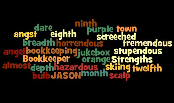 Занимливости поврзани со англискиот јазик