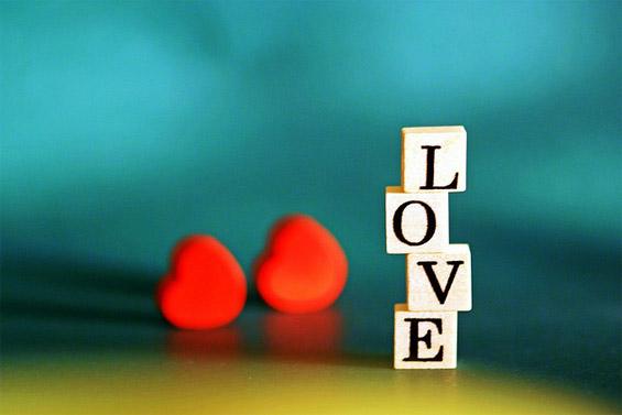 Формите на љубовта