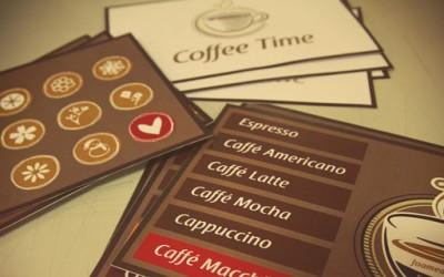Време е за кафе