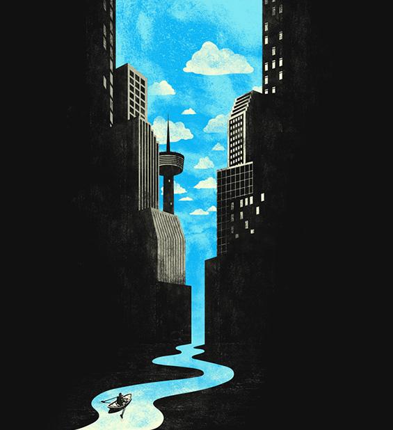 (8) Илузии, надреализам и негативен простор
