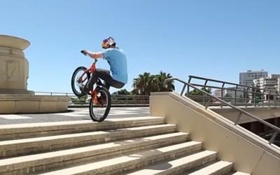 """Велосипедистот Дени Мекаскил го """"растури"""" Кејптаун"""