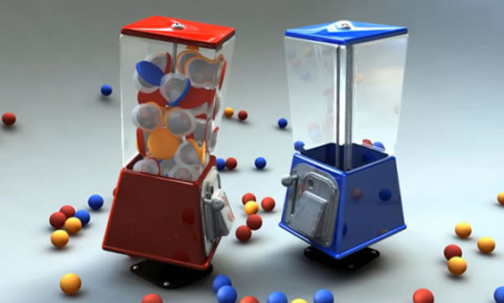 """(1) Војна на """"слатките"""" машини"""
