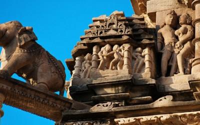 Храмовите на љубовта во Кхајурахо