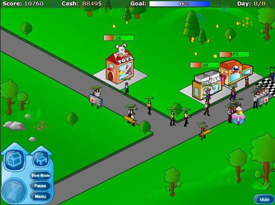 Игра на неделата: Градот на шопингот