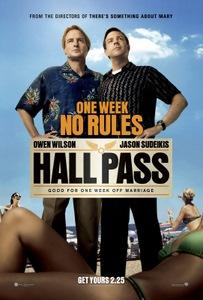 Пуштени од ланец (Hall Pass)