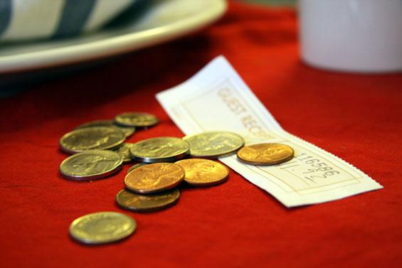 Колку се остава бакшиш во земјите ширум светот?
