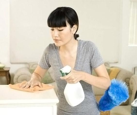 Исчистете го домот за помалку од 20 минути